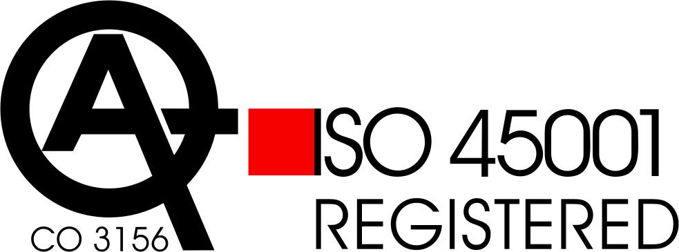 ISO REGISTERD 45001